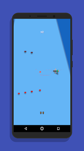 Simple small space shooting game Screenshot