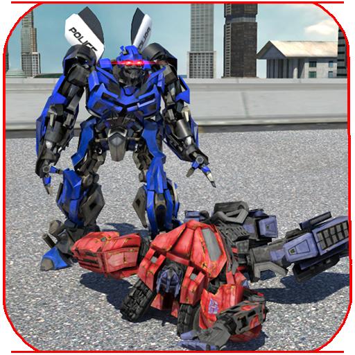 Mini Police War Robot (game)