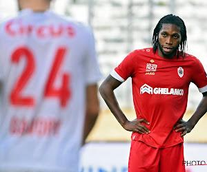 """L'Antwerp a dominé mais n'a pas gagné : """"Avec tout le respect que je dois au Standard, je n'ai vu qu'une seule équipe sur le terrain"""""""