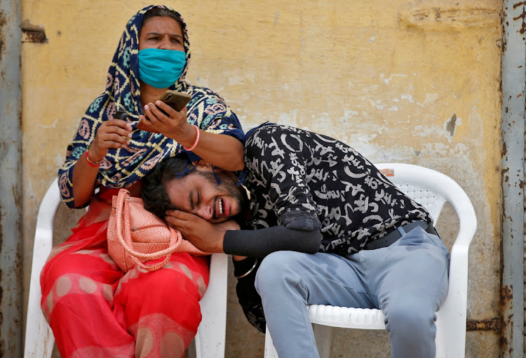 Late on Sunday, the northern state of Uttarakhand said it would impose curfew from Tuesday until May 18, just days after mass religious gatherings held in the state became virus super spreading events.