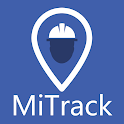 MiTrack: Field Staff Tracking and Task Management icon