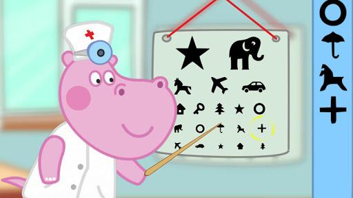 Kids Hospital: Eye Doctor screenshots 1