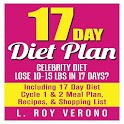 17 Day Diet Plan Book App icon