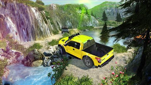 Rallye 4x4 Offroad de Course Racing Xtreme 3D  captures d'écran 1