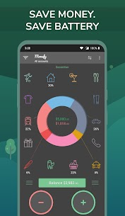 Monefy – Budget Manager and Expense Tracker app 3