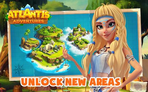 Atlantis Adventures screenshots 2