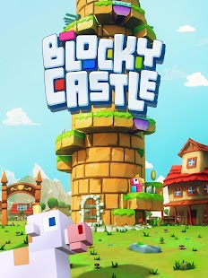 Blocky Castle- screenshot thumbnail