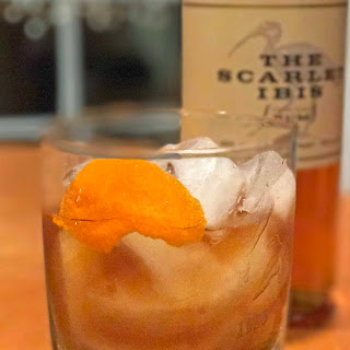 Caribbean Old Fashioned.