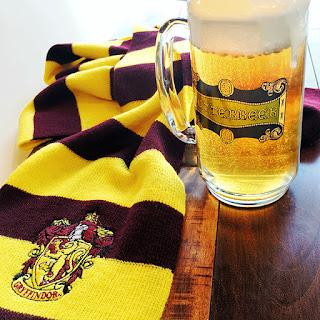 Harry Potter Butterbeer.