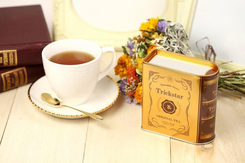 あんスタ紅茶缶イメージ