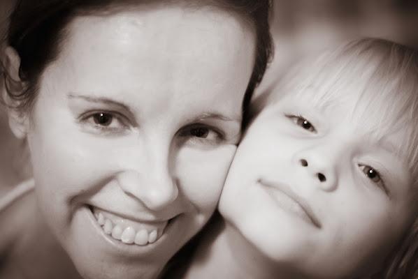 mamma & figlio di GazzolaFrancesco