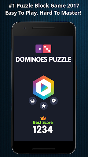 Dominoes Puzzle: Match & Merge 1.0 screenshots 1