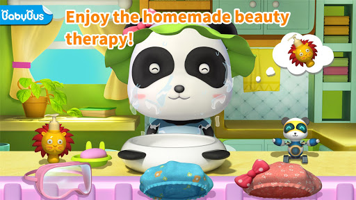 Cleaning Fun - Baby Panda  screenshots 1