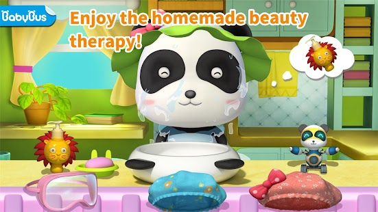 Cleaning Fun - Baby Panda - náhled