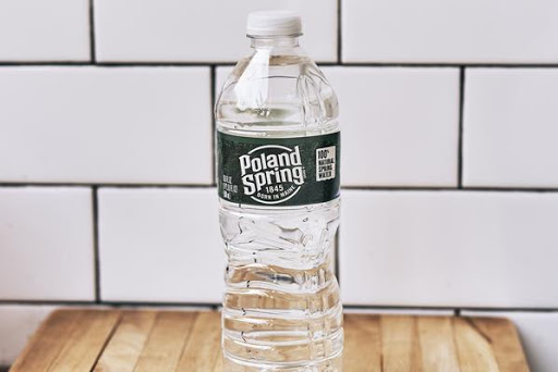 Bottled Poland Spring Water