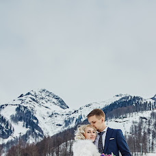 Wedding photographer Lyuda Makarova (MakarovaL). Photo of 24.04.2017