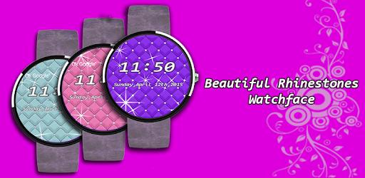 Приложения в Google Play – Beautiful Gems Watch Face