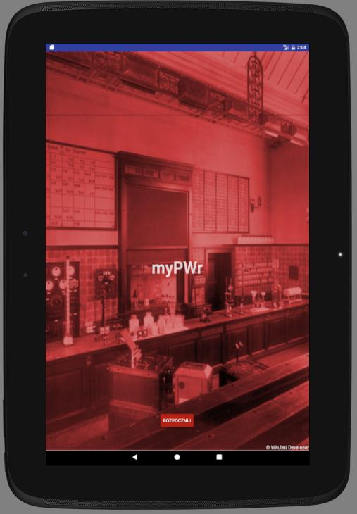 myPWr- screenshot