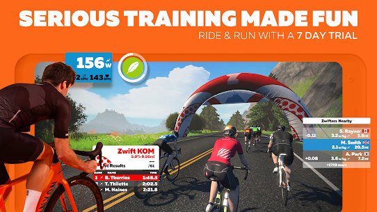 Zwift for PC 8