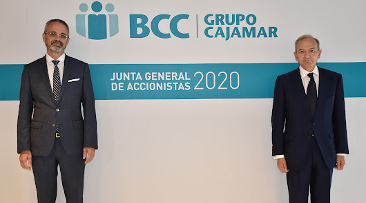 El almeriense Fernández-Revuelta, nuevo consejero de Cajamar