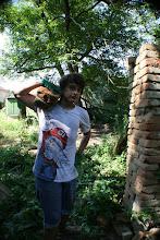 Photo: Die Sklavenarbeiter...also mein Sohn...
