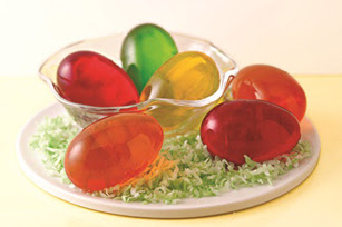 Photo: JELL-O EGG JIGGLERS by Kraft Foods. Find this recipe here: http://kraft.us/Hbh6Tv