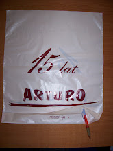 Photo: Arturo 15 lat Dkt Hd Mat Flexo Bordo Na Bezowej