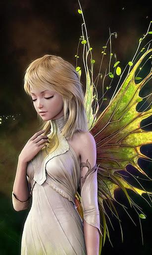 妖精のファンタジーの壁紙