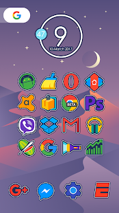 Nomo - Icon Pack Screenshot