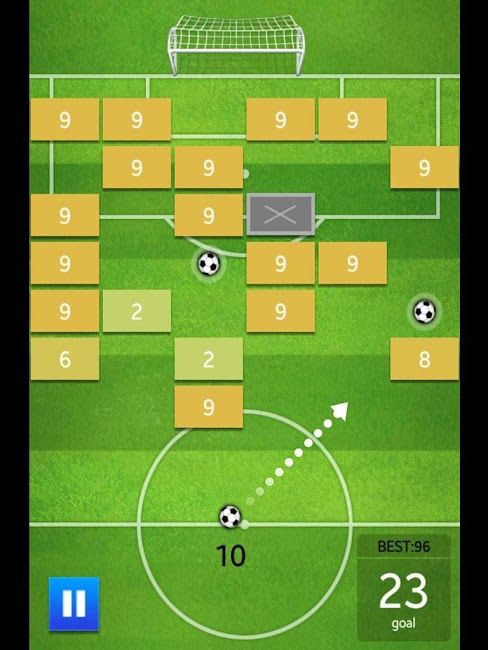 #7. Soccer Brick Game (Android)