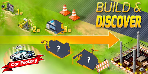 Idle Car Factory: Car Builder, Tycoon Games 2020ud83dude93  screenshots 1