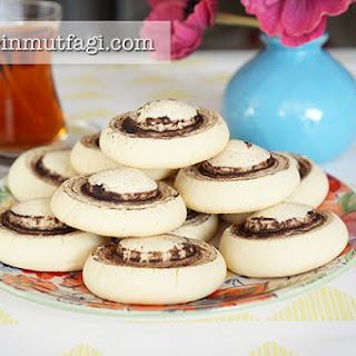 Mushroom Shaped Cookies
