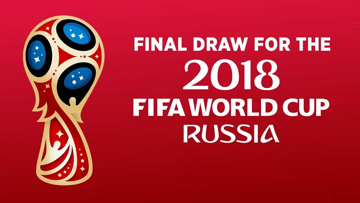 Watch Final Draw for the 2018 FIFA World Cup Russia live