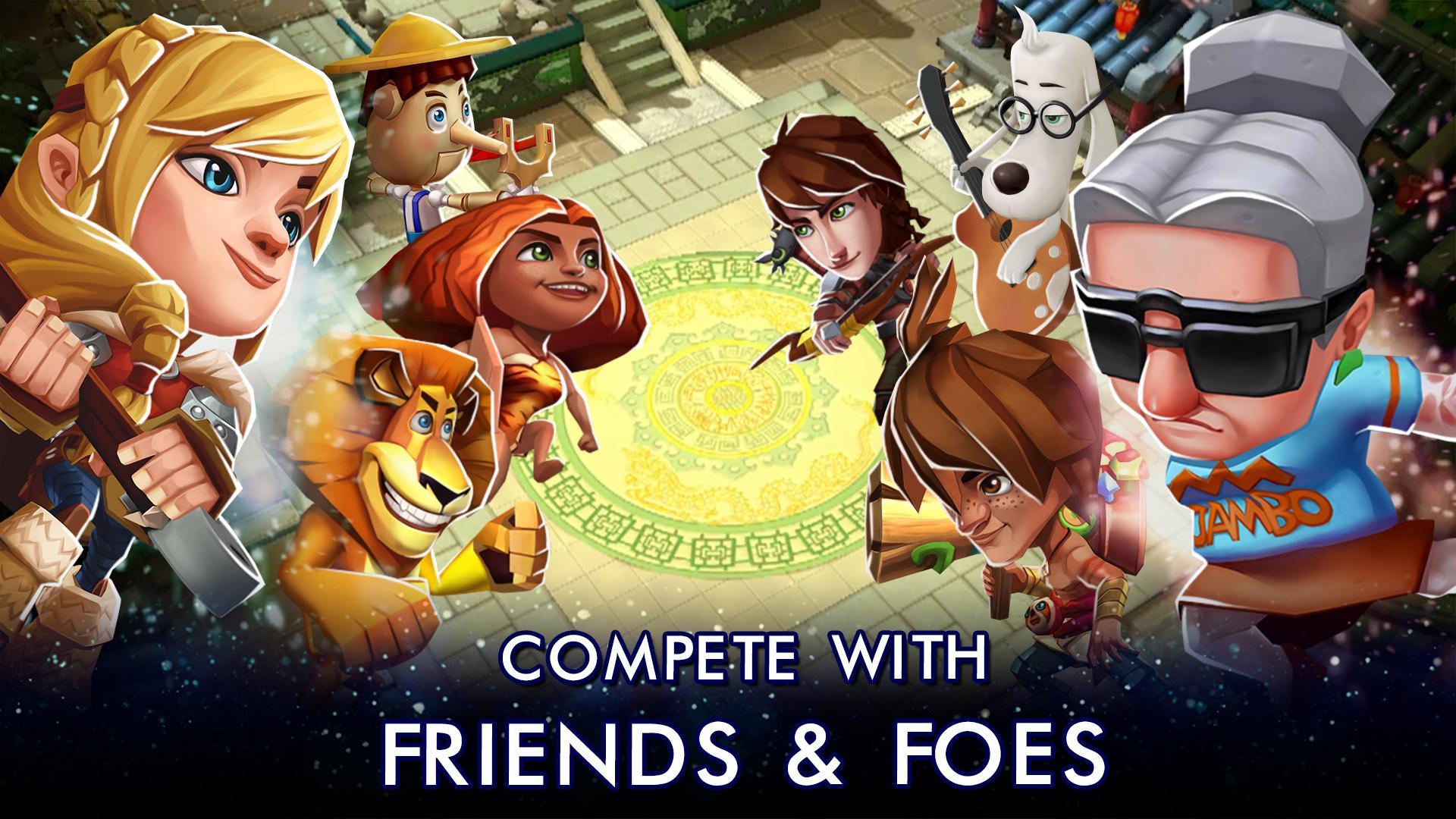DreamWorks Universe of Legends screenshot #5