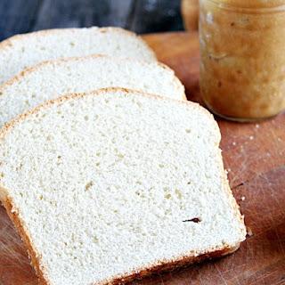 Apple Cider {yeast} Bread