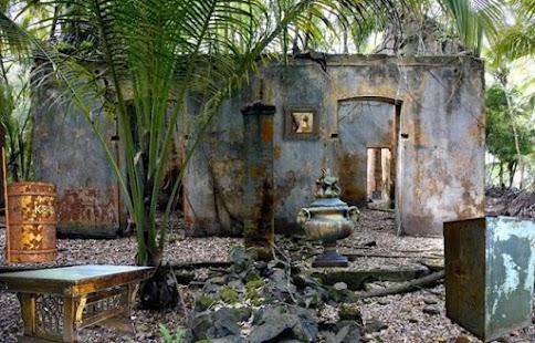 Old Abandoned House Escape 4 - náhled