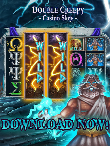 Creepy Vegasu2122ufe0f: Free Slot Casino Games filehippodl screenshot 13