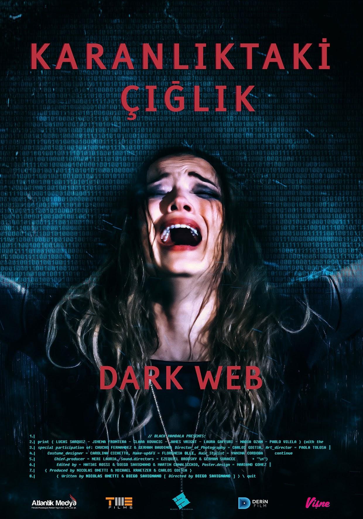 Dark Web - Karanlıktaki Çığlık (2021)