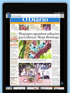O Diário de Mogi screenshot 5