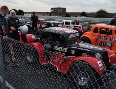 Power overcomes Snetterton setbacks
