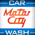 Motor City Car Wash Icon