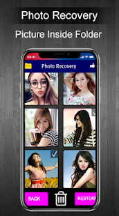 Deleted Photo Recovery - Restore Deleted Photo - náhled