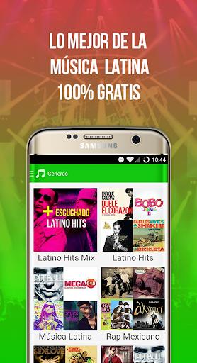 Radiulo Free Mexican music and Mexican radio 6.1.1 screenshots 8