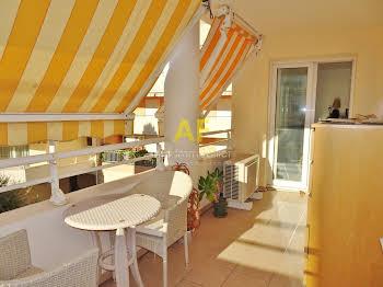 Appartement 2 pièces 48,87 m2
