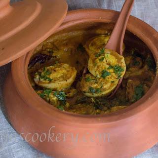 Ande Ka Salan/Egg Curry.