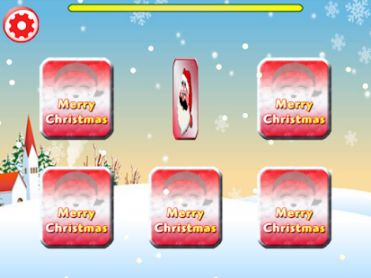 Christmas Card Puzzle - náhled