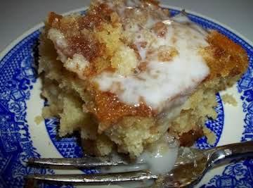 A Favorite Cinnamon Cake