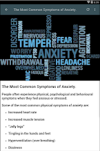 ANXIETY SYMPTOMS & How To Deal With Them screenshot thumbnail