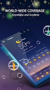Local weather Forecast - náhled