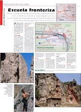 Photo: Burgos - PANCORBO, DESFILADERO DE -01- Miranda del Ebro (DNL 203 - 2003)
